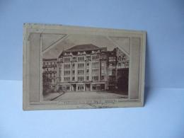 SELBSTVER DES B.L.V. VEREINSHAUS DES B.L.V. 1908 ALEXANDERPLATZ ALLEMAGNE CPA 1905 - Ohne Zuordnung