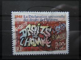 "VEND BEAU TIMBRE DE FRANCE N° 3354 , OBLITERATION "" BREST "" !!! - Used Stamps"