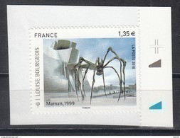 Louise Bourgeois, Maman, AUTO ADHESIF N° 471,  2010  Neuf **   Grande Marge - Adhesive Stamps