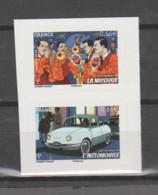FRANCE / 2014 / Y&T N° AA 1028/1029 ** : Du Carnet Salon Planète Timbres (Années 50 = 2 TP) X 1 - Adhesive Stamps