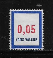 FRANCE  ( FFIC - 1 )  1961  N° YVERT ET TELLIER  N° F140   N** - Phantom