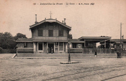 94 / JOINVILLE LE PONT / LA GARE / BF 48 - Joinville Le Pont