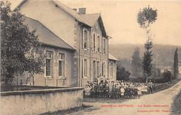 58-BRINON-SUR-BEUVRON- LES ECOLES COMMUNALES - Brinon Sur Beuvron