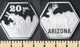 Arizona 20 Dollars 2020 - Non Classificati