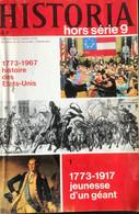 (425) Historia - 1773-1967 Histoire Des Etas-Unis - 224p - History