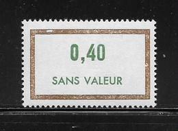 FRANCE  ( FFIC - 32 )  1969  N° YVERT ET TELLIER  N° F181   N** - Ficticios