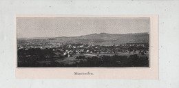 Munchwilen  Circa 1910 - Ohne Zuordnung