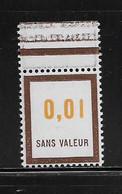 FRANCE  ( FFIC - 34 )  1972  N° YVERT ET TELLIER  N° F189   N** - Ficticios