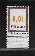 FRANCE  ( FFIC - 35 )  1972  N° YVERT ET TELLIER  N° F189   N** - Ficticios