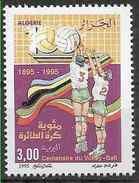 1995 ALGERIE 1090** Centenaire Volley-ball - Algerije (1962-...)
