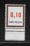 FRANCE  ( FFIC - 37 )  1972  N° YVERT ET TELLIER  N° F192   N** - Ficticios