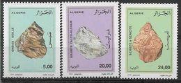 1999 ALGERIE 1200-02** Minéraux - Argelia (1962-...)