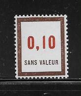 FRANCE  ( FFIC - 38 )  1972  N° YVERT ET TELLIER  N° F192   N** - Ficticios
