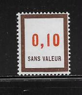 FRANCE  ( FFIC - 39 )  1972  N° YVERT ET TELLIER  N° F192   N** - Ficticios