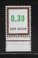 FRANCE  ( FFIC - 41 )  1972  N° YVERT ET TELLIER  N° F194   N** - Ficticios