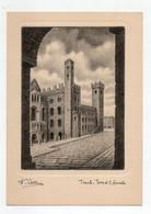 Trento - Torre Di San Romedio - Illustratore Bellini - Non Viaggiata - (FDC27964) - Trento
