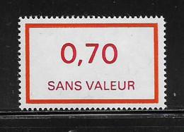 FRANCE  ( FFIC - 49 )  1976  N° YVERT ET TELLIER  N° F211   N** - Ficticios