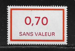 FRANCE  ( FFIC - 50 )  1976  N° YVERT ET TELLIER  N° F211   N** - Ficticios