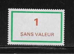 FRANCE  ( FFIC - 51 )  1976  N° YVERT ET TELLIER  N° F212   N** - Ficticios