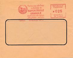 EMA 1964 - Engrais Phosphates Solubles - Triple Granulé - Soluble Phosphate Fertilizers - Chameaux - Agriculture