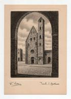 Trento - S. Apollinare - Illustratore Bellini - Non Viaggiata - (FDC27966) - Trento