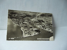 267. POOLE HARBOUR FROM THE AIR ROYAUME UNI ANGLETERRE DORSET CPSM FORMAT CPA DEARDEN & WADE BOURNEMOUTH - Autres