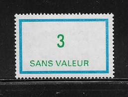 FRANCE  ( FFIC - 58 )  1978  N° YVERT ET TELLIER  N° F216   N** - Ficticios