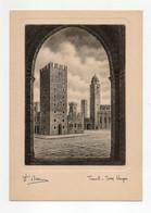 Trento - Torre Vanga - Illustratore Bellini - Non Viaggiata - (FDC27967) - Trento