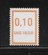 FRANCE  ( FFIC - 62 )  1978  N° YVERT ET TELLIER  N° F221   N** - Ficticios