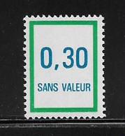 FRANCE  ( FFIC - 64 )  1978  N° YVERT ET TELLIER  N° F224   N** - Ficticios