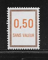 FRANCE  ( FFIC - 65 )  1978  N° YVERT ET TELLIER  N° F225   N** - Ficticios