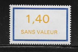 FRANCE  ( FFIC - 67 )  1978  N° YVERT ET TELLIER  N° F227   N** - Ficticios