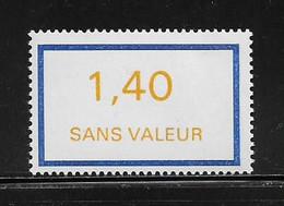 FRANCE  ( FFIC - 68 )  1978  N° YVERT ET TELLIER  N° F227   N** - Ficticios