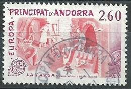 Andorre. N° 314 Obl - Used Stamps