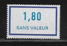 FRANCE  ( FFIC - 71 )  1981  N° YVERT ET TELLIER  N° F229   N** - Ficticios