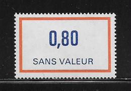 FRANCE  ( FFIC - 75 )  1981  N° YVERT ET TELLIER  N° F234   N** - Ficticios