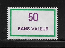 FRANCE  ( FFIC - 77 )  1981  N° YVERT ET TELLIER  N° F237   N** - Ficticios