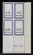 FRANCE  ( FFIC - 81 )  1961  N° YVERT ET TELLIER  FICTIF  N° F148   N** - Autres