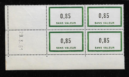 FRANCE  ( FFIC - 84 )  1961  N° YVERT ET TELLIER  FICTIF  N° F151   N** - Autres