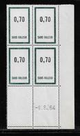 FRANCE  ( FFIC - 90 )  1964  N° YVERT ET TELLIER  FICTIF  N° F164   N** - Autres