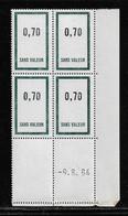 FRANCE  ( FFIC - 91 )  1964  N° YVERT ET TELLIER  FICTIF  N° F164   N** - Autres