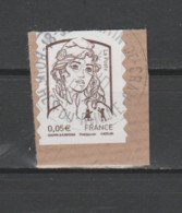 FRANCE / 2013 / Y&T N° AA 848 : Ciappa Adhésif 0,05 € - Choisi - Cachet Rond - Adhesive Stamps