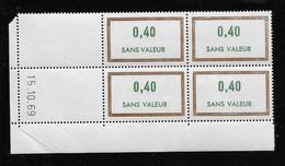 FRANCE  ( FFIC - 94 )  1969  N° YVERT ET TELLIER  FICTIF  N° F181   N** - Autres
