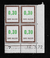 FRANCE  ( FFIC - 97 )  1972  N° YVERT ET TELLIER  FICTIF  N° F194   N** - Autres