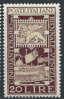 Italie YT 534 Neuf Sans Charnière - XX - MNH - 1946-60: Nieuw/plakker