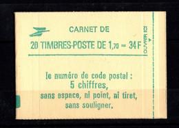France Carnet 2318 C1 Liberte De Delacroix Fermé - Definitives