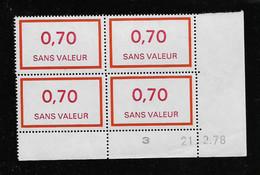 FRANCE  ( FFIC - 103 )  1976  N° YVERT ET TELLIER  FICTIF  N° F211   N** - Autres