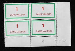 FRANCE  ( FFIC - 105 )  1976  N° YVERT ET TELLIER  FICTIF  N° F212   N** - Autres