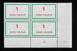 FRANCE  ( FFIC - 106 )  1976  N° YVERT ET TELLIER  FICTIF  N° F212   N** - Autres
