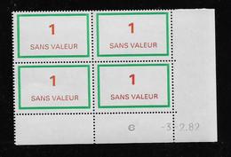 FRANCE  ( FFIC - 107 )  1976  N° YVERT ET TELLIER  FICTIF  N° F212   N** - Autres
